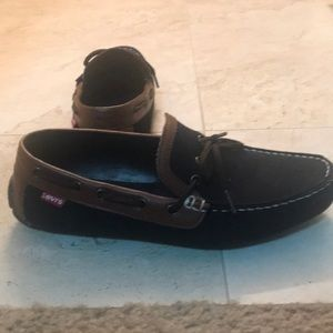 Levi's Shoes - Levi's loafers . Used, great condition.